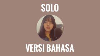 JENNIE _ SOLO (Indonesian, English, Korean Version)
