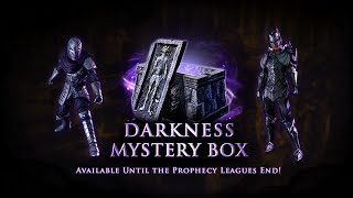 Path of Exile - The Darkness Mystery Box