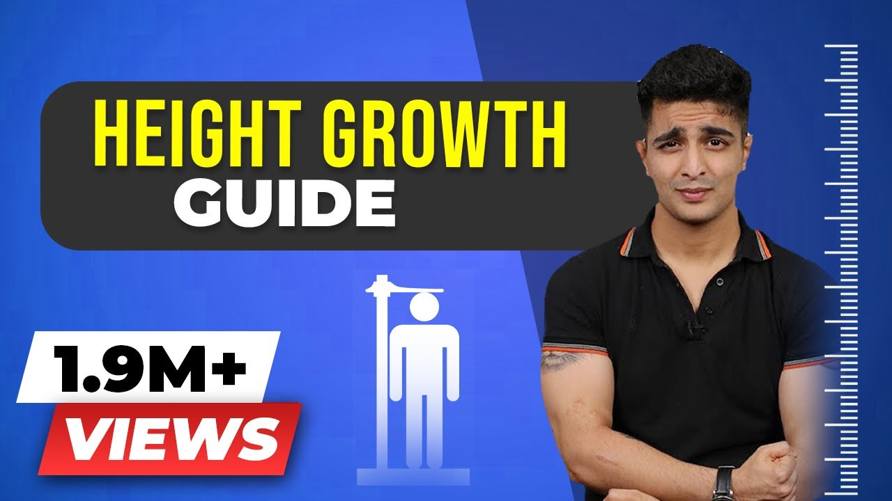 <div>How To Increase Height & Stay Fit | Ultimate Teenage Fitness & Height Growth Guide | BeerBiceps</div>