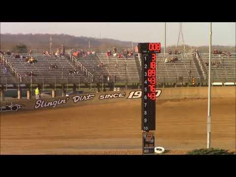 JJ Hughes @ Lawrenceburg Speedway 04-06-2019