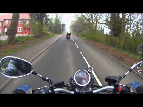 Ktm Duke Road Test Quarter Mile