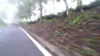 SUKABUMI-Jampang-Surade || saat Jalan berkabut