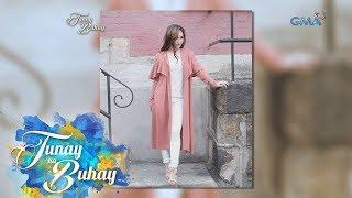 Tunay na Buhay: Mika dela Cruz, ibinahagi ang kanyang fashion statement