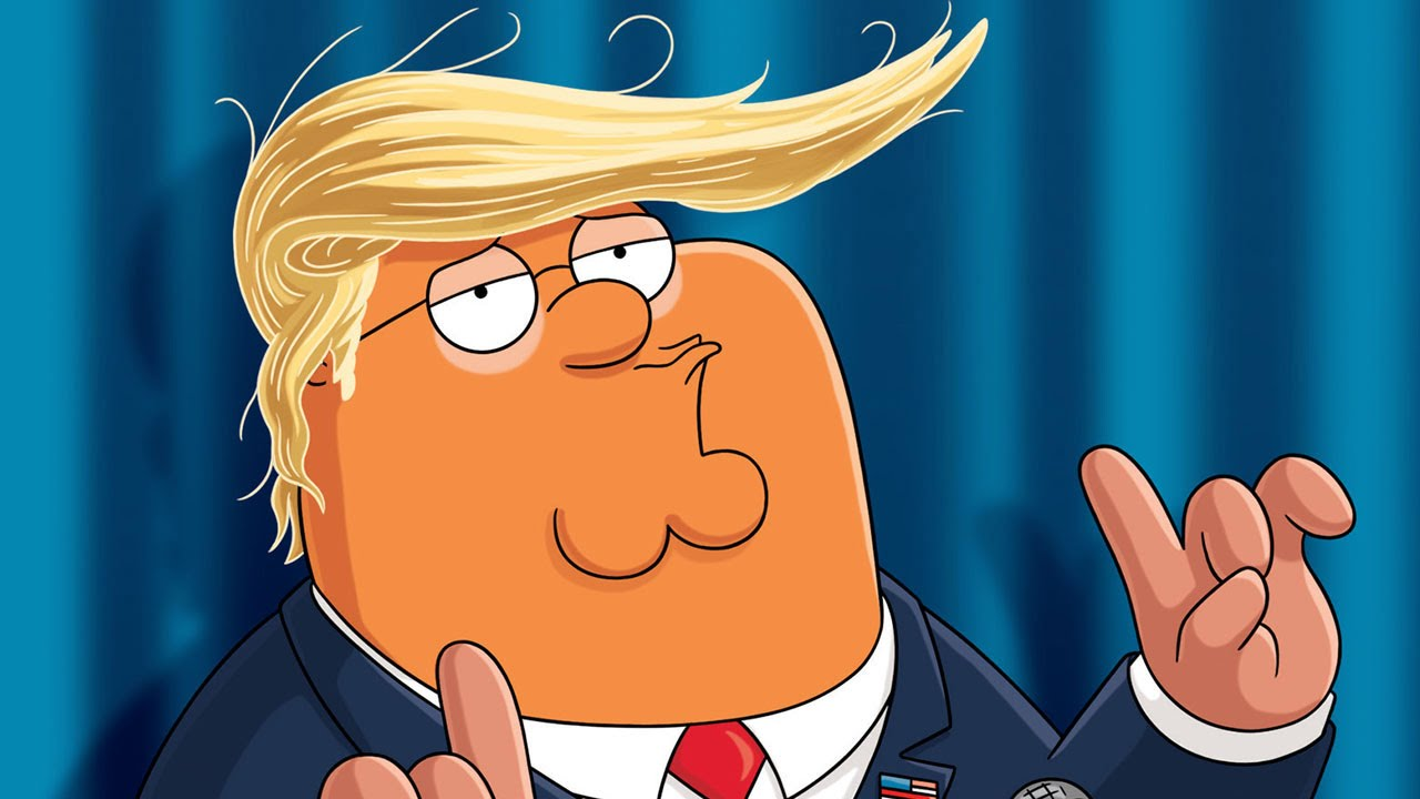 Upcoming 'Family Guy' episode will feature Donald Trump pursuing Meg Griffin