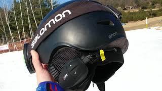 스키장 무전기 AMP 200 스포츠 인터컴 기능 나이스…