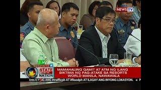 SONA: Mamahaling gamit at ATM ng ilang biktima ng pag-atake sa Resorts World Manila, nawawala
