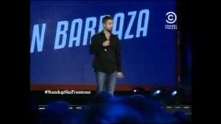 Juan Barraza - Stand Up Sin Fronteras (2013)