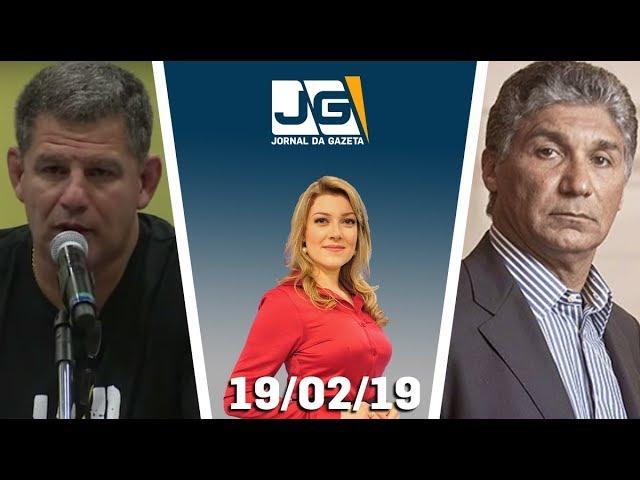 Jornal da Gazeta - 19/02/2019