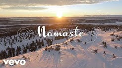 Yannick Noah - Namaste (Lyrics Video)
