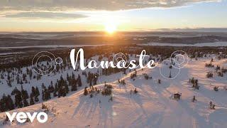 Yannick Noah - Namaste (Lyrics Video)