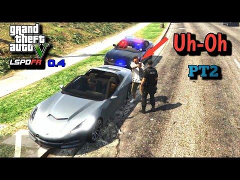 GTA 5 Real Life Mod LSPDFR 0 4 - ItsRicanA55a551n