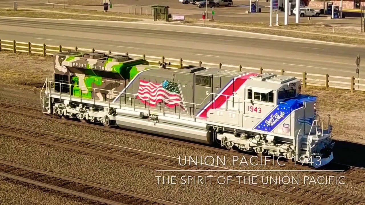 union pacific 1943 spirit of the union pacific youtube