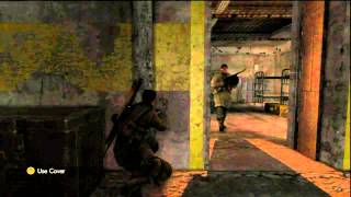 Sniper Elite V2 - KILLROY WAS HERE