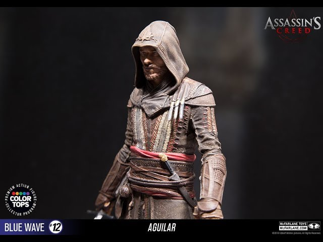 Aguilar - Assassin's Creed - McFarlane Toys | Unbox That Boiii! - Ep. 38