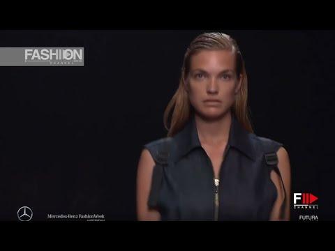 FUTURA Spring 2017 Amsterdam - Fashion Channel