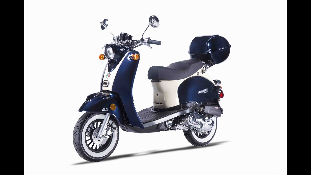 Bms Federal 50cc Scooter