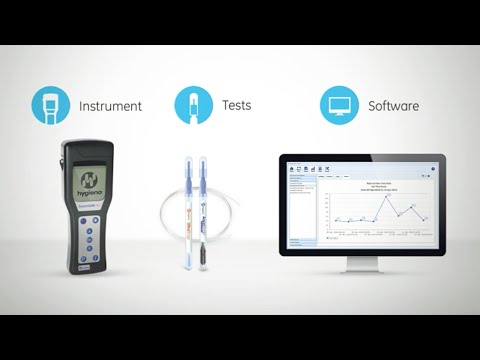 Hygiena's ATP Cleaning Verification System For Infection Prevention & EVS