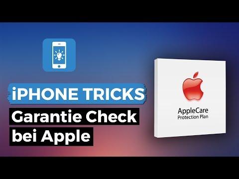 IPhone Garantie Check Bei Apple | IPhone-Tricks.de