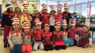 Locust School Celebrates Dr. Seuss's Birthday!