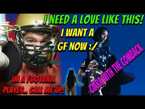 Ciara - Greatest Love REACTION! |This song makes me want a relationship!!|