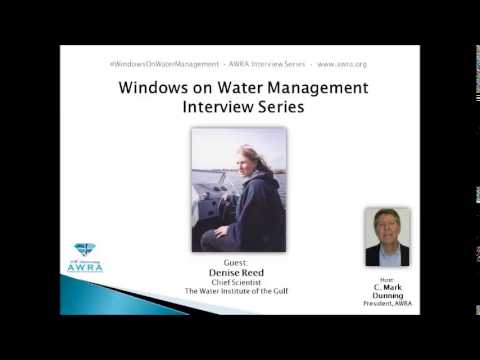 Windows On Water Management Interview - Denise Reed