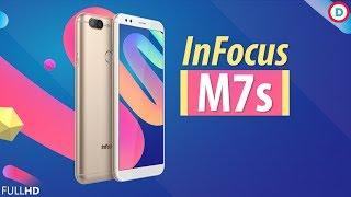 InFocus M7s with 18:9 Display, Dual Camera Setup, 3GB RAM, 4000mAh Battery & More
