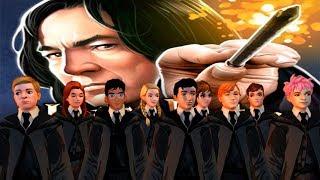 ПЕРВЫЙ ВЗГЛЯД - Harry Potter: Hogwarts Mystery - Прохождение Русская Озвучка #1
