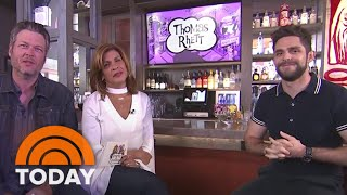 Thomas Rhett Talks About His Family And His New Album | TODAY