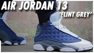 Air Jordan 13 Flint Grey 2020