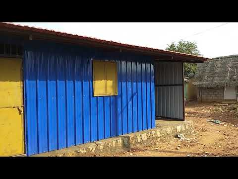Single Floor House Designs 6 5x8 Shed Roof Youtube