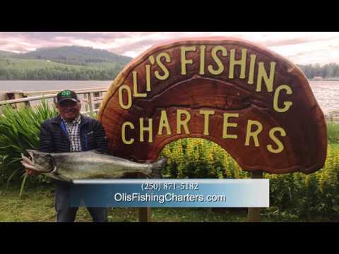 Olis Fishing Charters, Winter Harbour BC