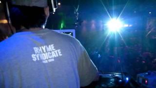 DJ Wu DJ Premier Party in Korea.avi