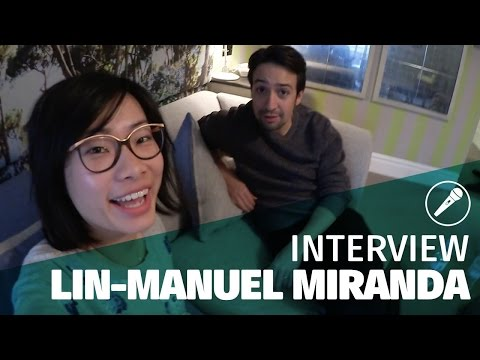 Interview — Lin-Manuel Miranda