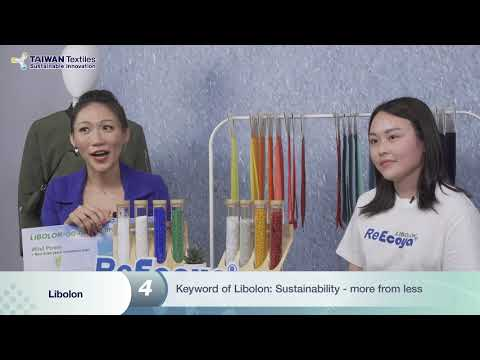 Sustainable Textiles Online New Product Launch - Libolon