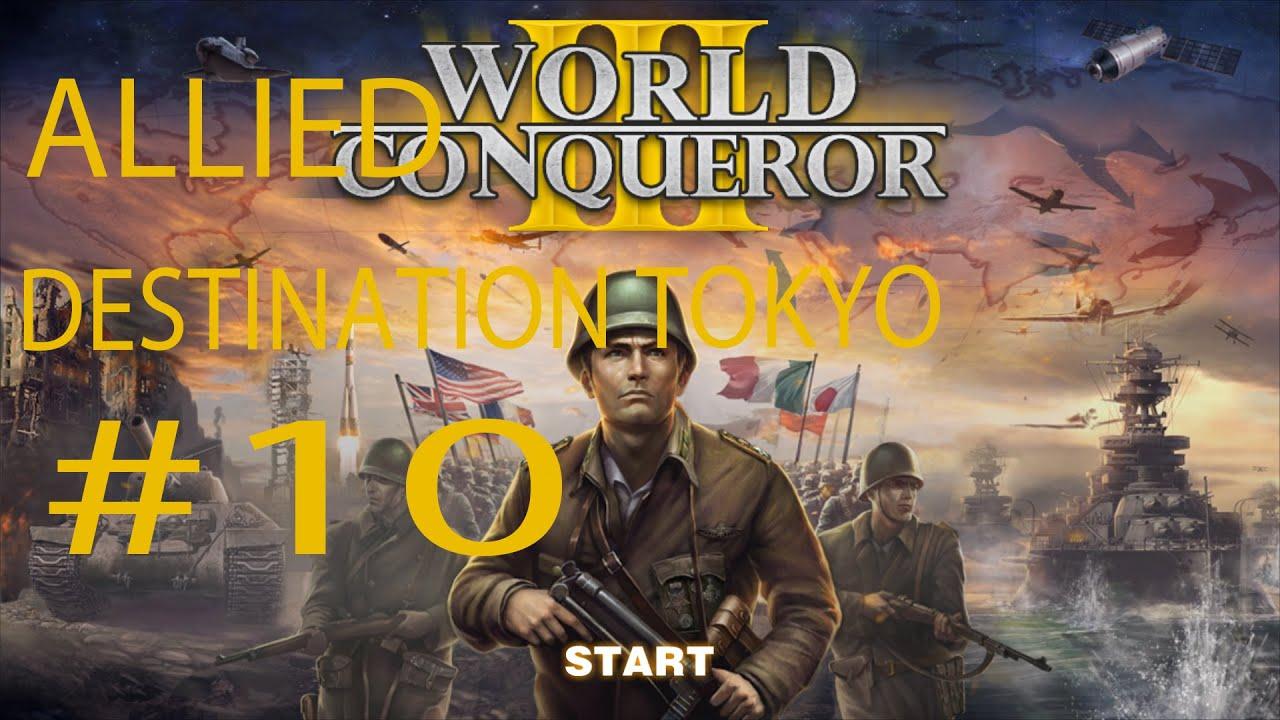 WORLD CONQUEROR 3 ALLIED MISSION 9 DESTINATION BERLIN by War Master