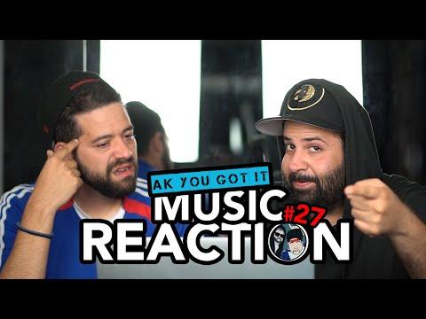 AK GOT BARS!! Music Reaction | Like I got It | Official Music Video