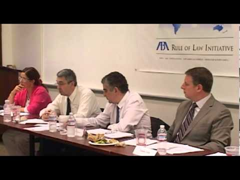 Discussion on Constitutional Reform in Morocco