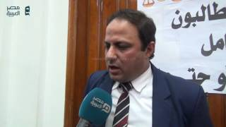 مصر العربية |  أمين الصيادلة السابق:  تعليق الإضراب استجابة لرئاسة الجمهورية