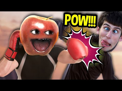 The Funniest Fighting Game Ever!!! (Pull Stay) |