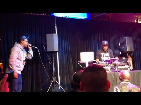 DJ Jazzy Jeff @Guitar Center Hollywood, CA 3/6/14