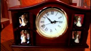 Mr Christmas Musical Clock