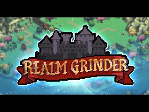 Realm Grinder Events