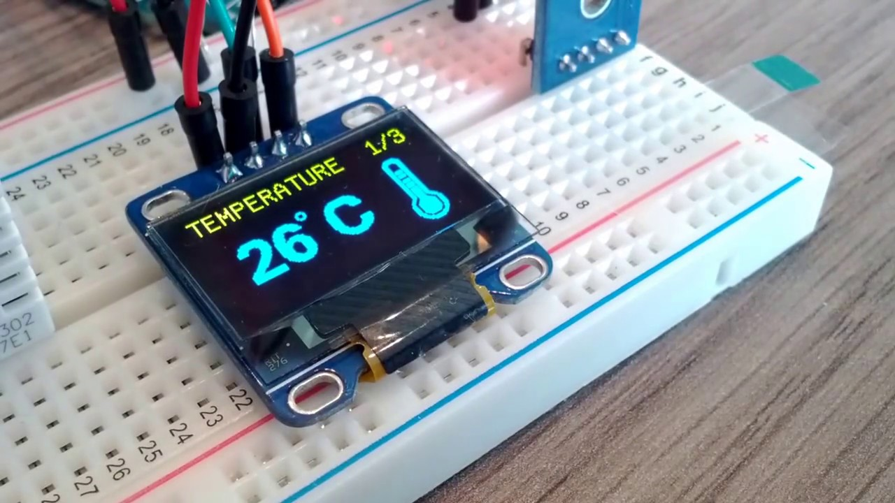 Pics for gt oled display arduino