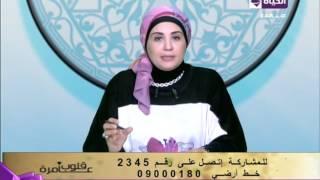 بالفيديو.. نادية عمارة: الزواج العرفى فاسد ولابد من تصحيحه