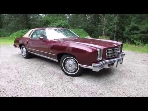 1976 chevrolet monte carlo youtube. Black Bedroom Furniture Sets. Home Design Ideas