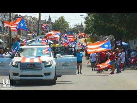 PRCP Lehigh Valley Puerto Rican Parade 2019 (Official Video) Allentown, PA - LBJ Media