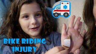 Bike Riding Injury 🚑 (WK 349.5) | Bratayley
