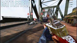 THE BEST FLANKS IN BATTLEFIELD 5 | EPIC KILLSTREAKS! (Grind Gameplay)