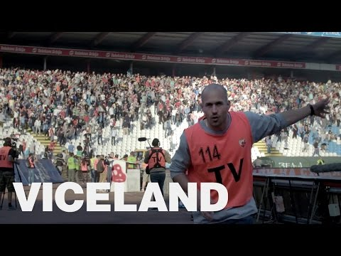 Stadium Riots in Serbia (VICE WORLD OF SPORTS Clip)