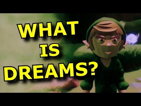 """Is DREAMS a """"Game"""" Worth the Price? (Ps4) - Review"""